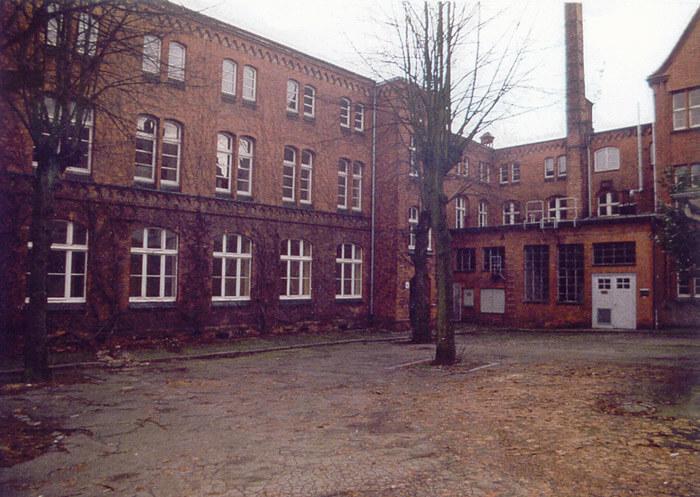 Umnutzung - Aegidienhof Luebeck