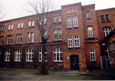 Aegidienhof Lübeck