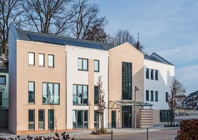 Neues Rathaus Reinfeld