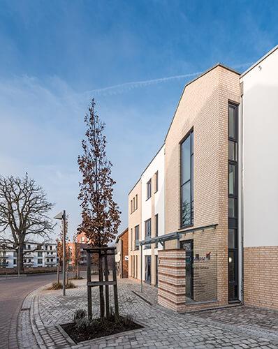 Neubau - Neues Rathaus Reinfeld