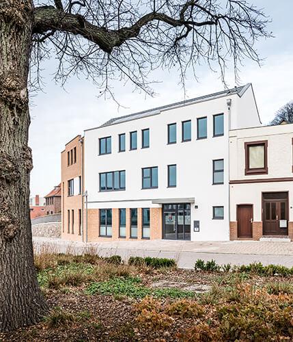 Neubau Stadtwerke Reinfeld