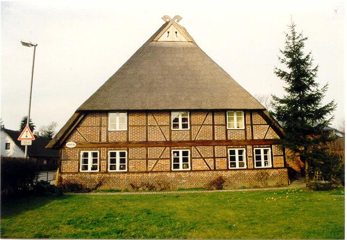 Sanierung - Fachwerkgebäude Bargteheide
