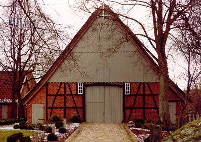 Fachwerkgebäude Behlendorf