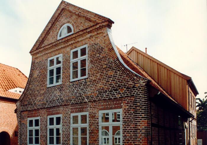 Historisches Gebäude Neustadt