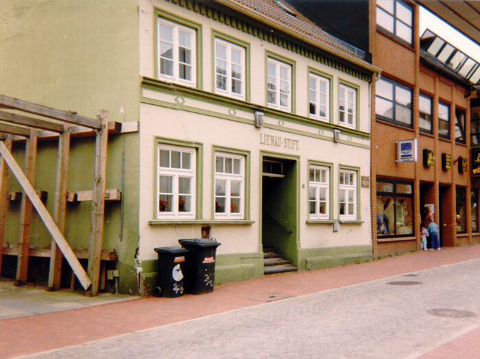 Sanierung Linaustift Neustadt