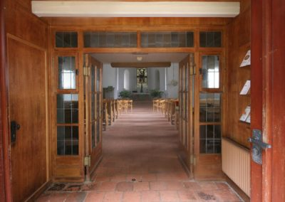 Matthias Claudius Kirche in Reinfeld