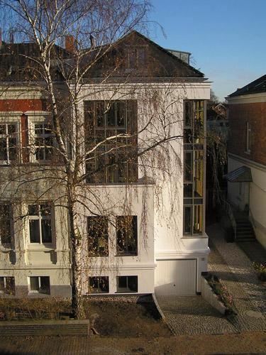Neubau Mehrfamilienhaus St. Jürgen